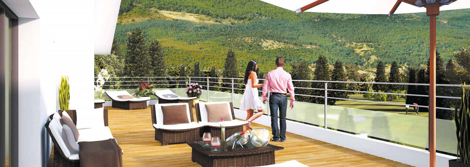 Les Terrasses du Golf d\'Uriage